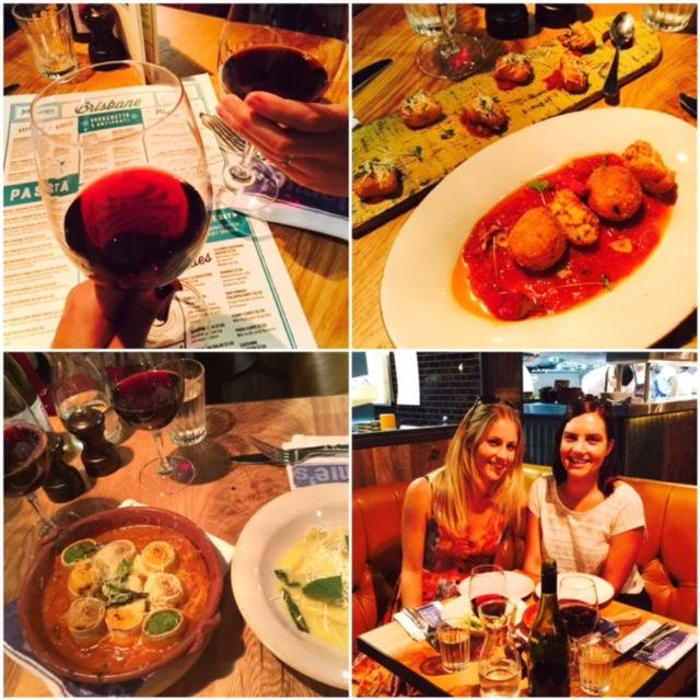 Jamie's Italian, Brisbane